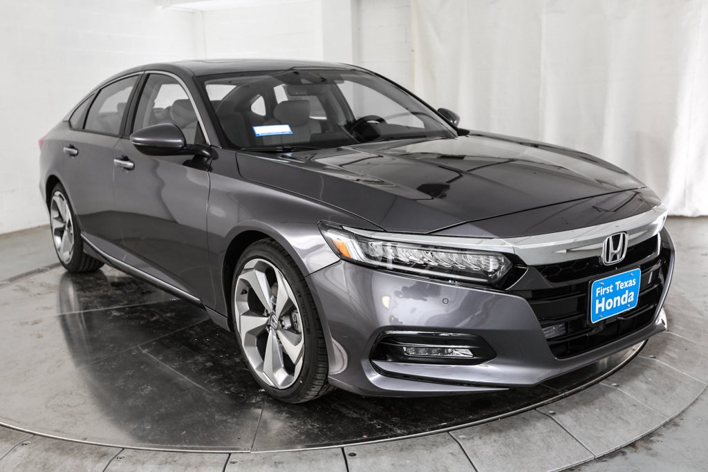 Honda Graduate Program >> New 2018 Honda Accord 4D Sedan Touring in Austin #H88107 | First Texas Honda