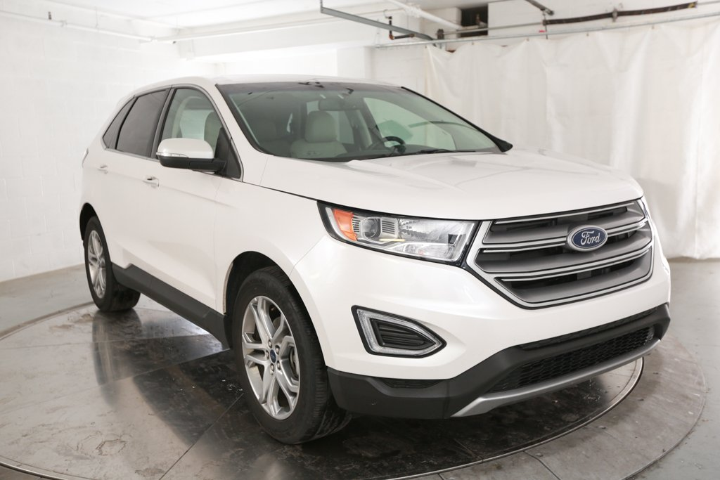 Pre Owned  Ford Edge Titanium