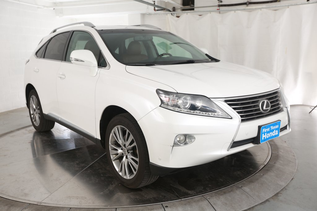 Pre Owned 2013 Lexus RX 350
