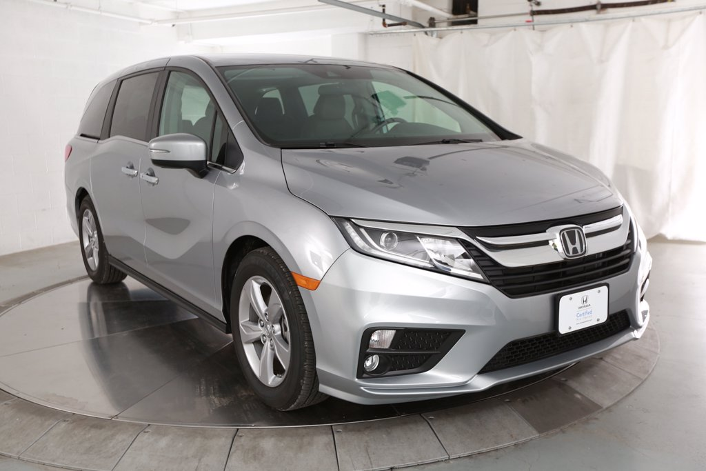 Certified Pre-Owned 2020 Honda Odyssey EX