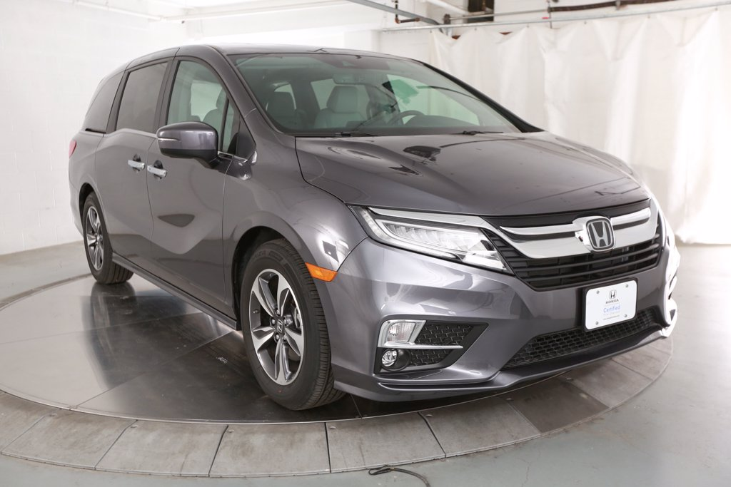 Certified Pre-Owned 2020 Honda Odyssey Touring