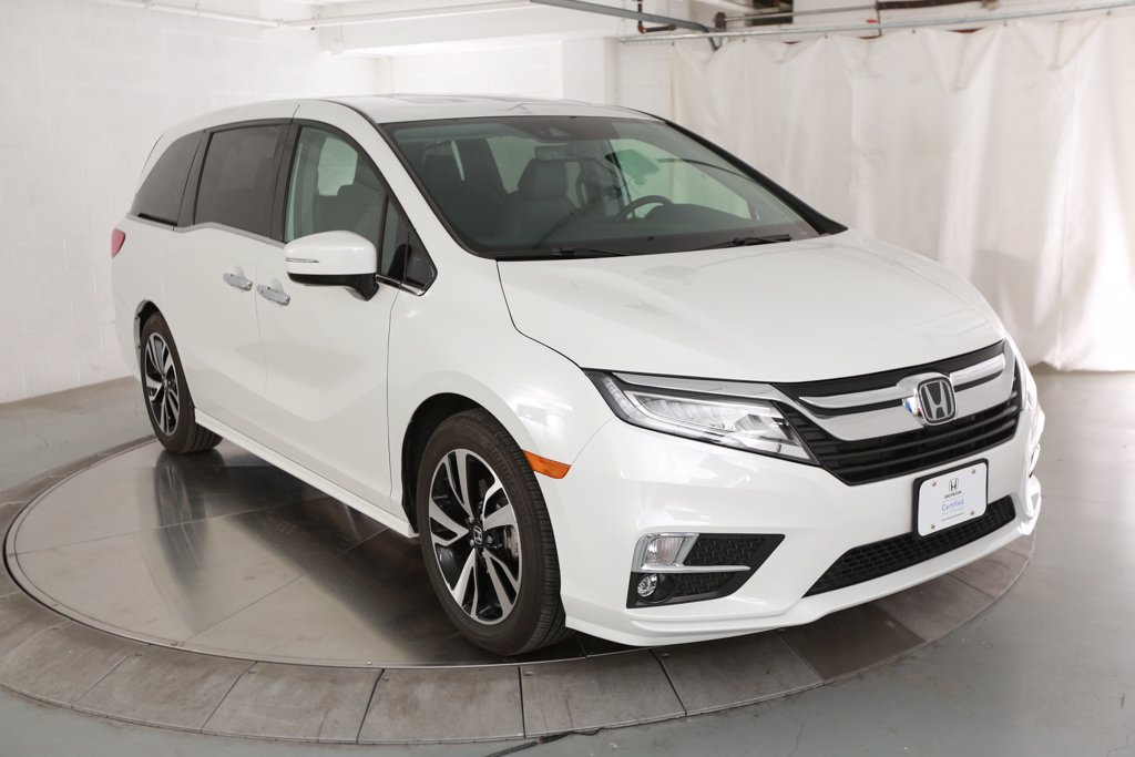 Certified Pre-Owned 2020 Honda Odyssey Elite