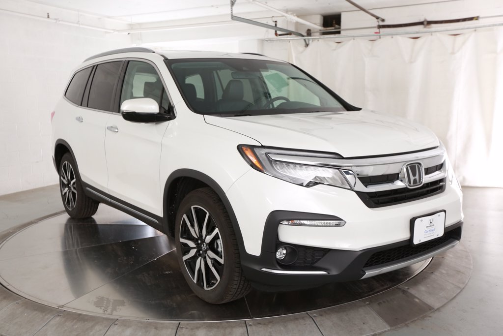 Certified Pre-Owned 2020 Honda Pilot Touring