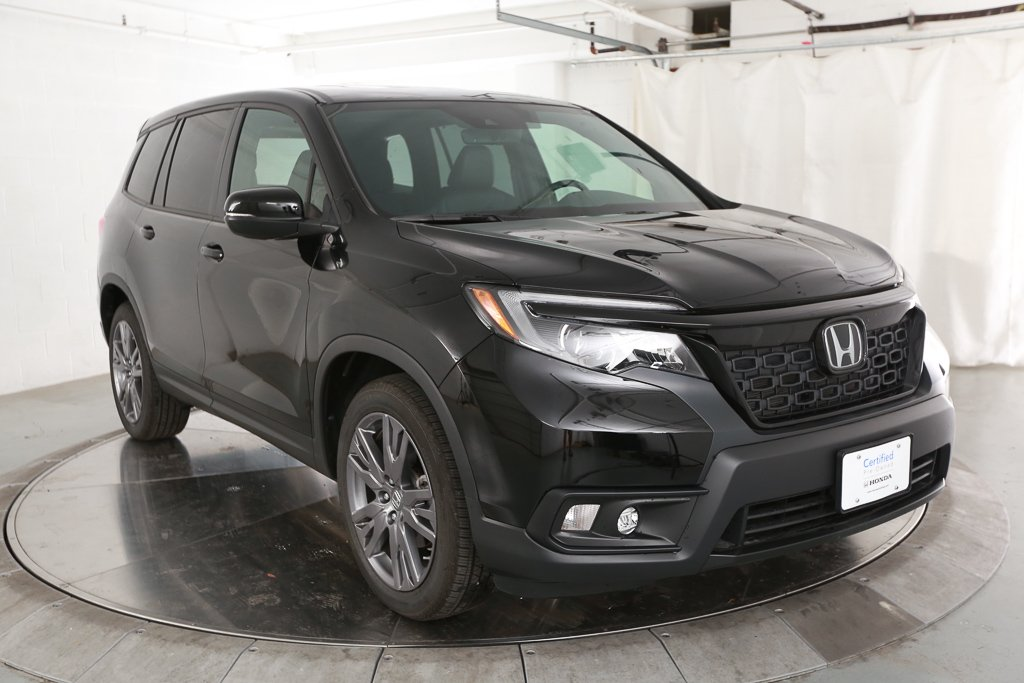 Certified Pre-Owned 2019 Honda Passport EX-L