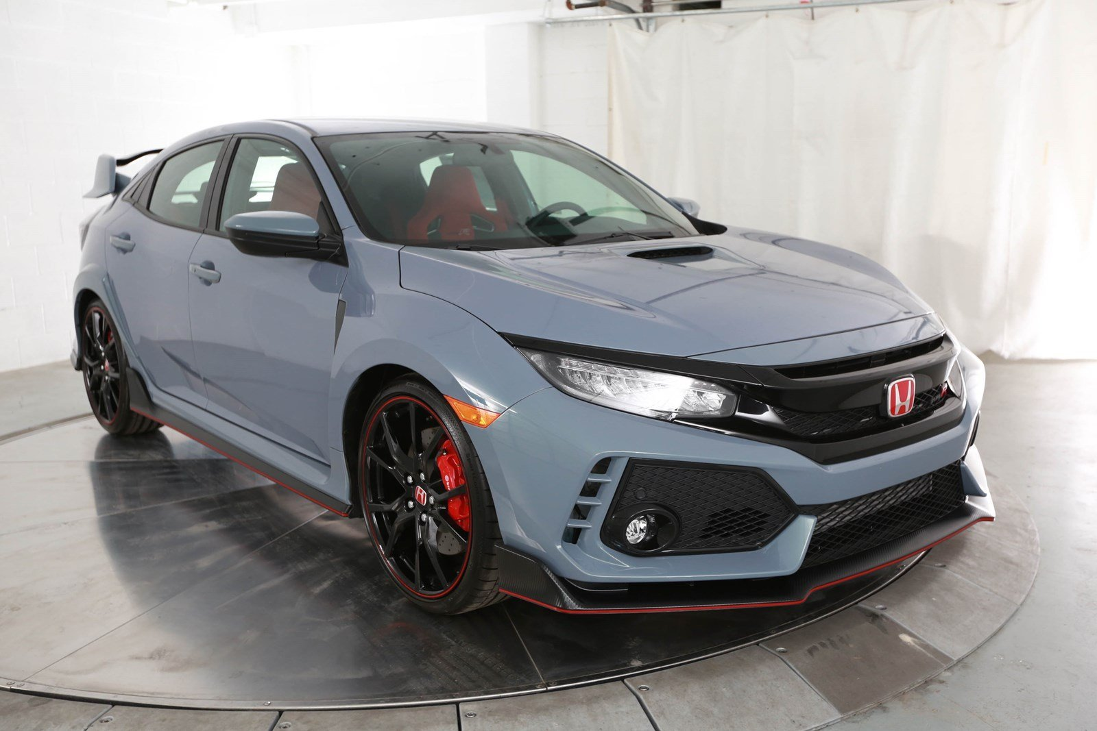 New 2019 Honda Civic Type R Touring
