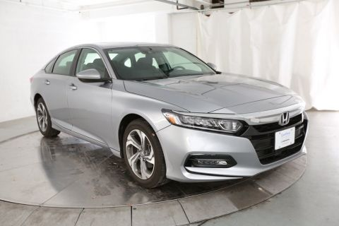 Certified Pre-Owned 2019 Honda Accord EX-L