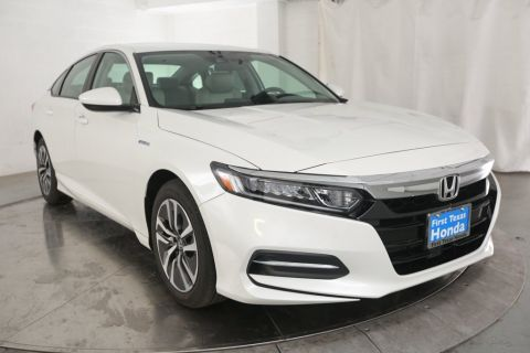 New 2020 Honda Accord Hybrid
