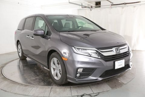 Certified Pre-Owned 2019 Honda Odyssey EX