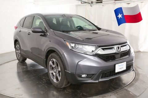 Certified Pre-Owned 2019 Honda CR-V EX-L